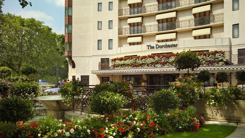 Dorchester Hotel Hyde Park