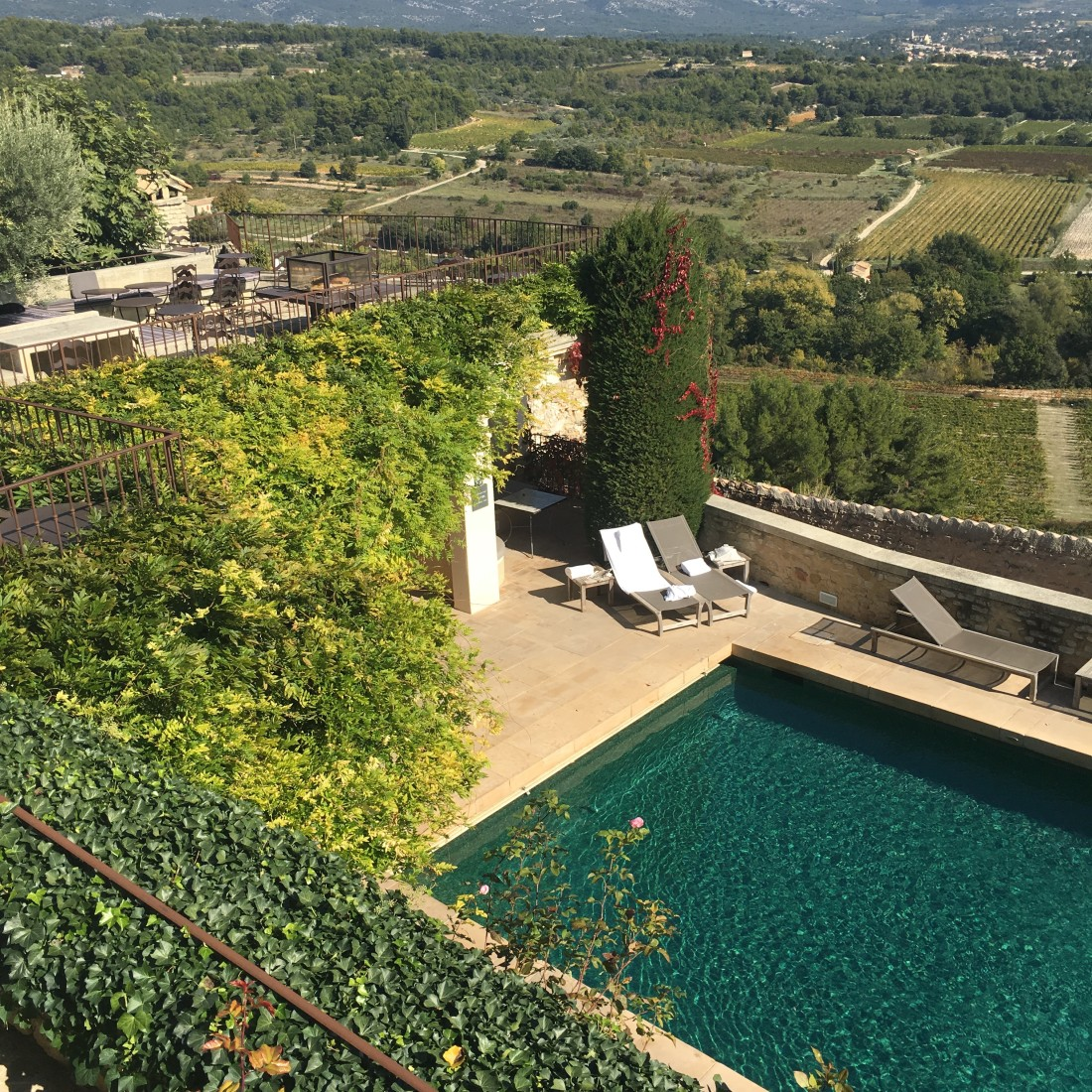 Hotel Crillon Le Brave, Provence, Where to stay in Provence